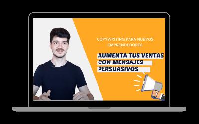 Curso Online Copywriting para nuevos Emprendedores